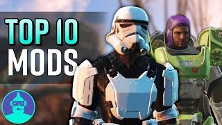10 Fallout 4 Mods You NEED to Check Out! | The Leaderboard
