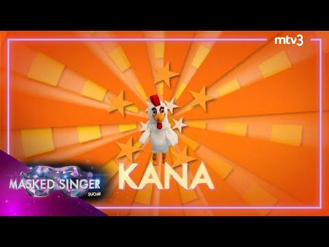 KANA - BABY ONE MORE TIME | MASKED SINGER SUOMI | MTV3