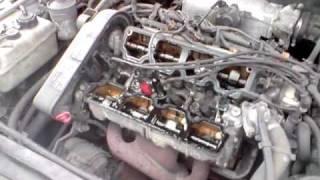 Fiat Croma 2.0 engine