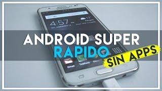 Como Hacer Más Rápido Tu Celular Sin Aplicaciones | Android