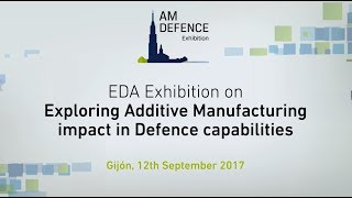 3D-Printing in Defence: exhibition