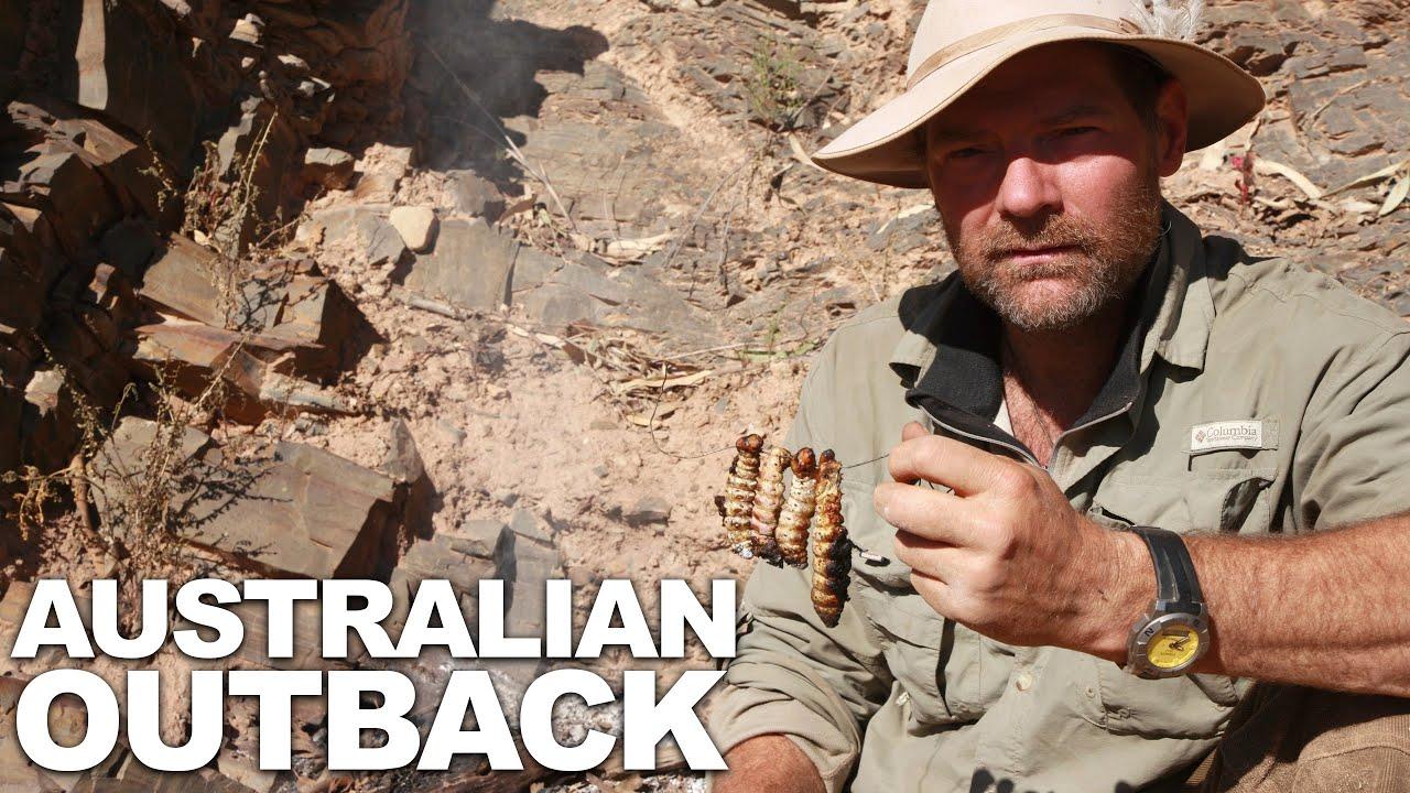 Download Survivorman   Season 3   Episode 5   Australian Outback   Les Stroud