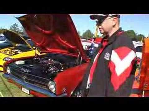"""1968 """"Bathurst"""" Holden Monaro"""
