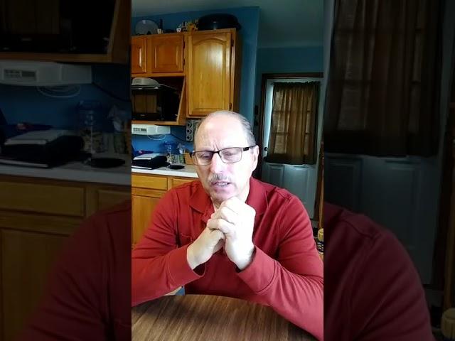 Pastor Dan Devotional, May 4, 2020