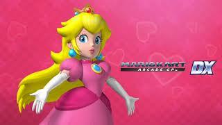 Mario Kart DX Pêche Voix