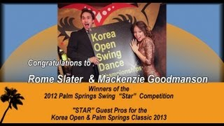 Palm Springs Swing Classic