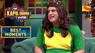 Sapna's 'Lassi' Massage   The Kapil Sharma Show Season 2   Best Moments