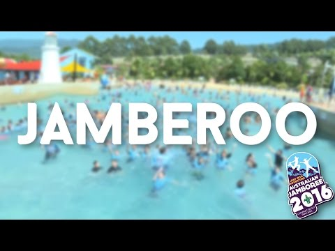 AJ2016 - Jamberoo Water Park
