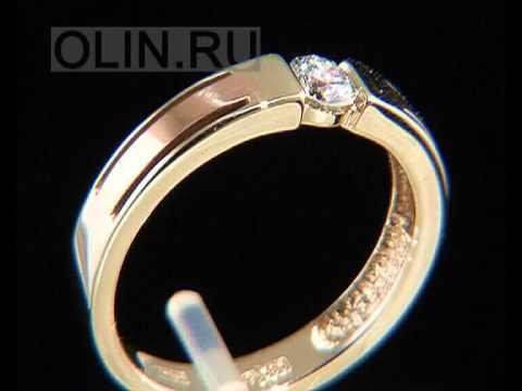Кольца с бриллиантами в интернет-магазине