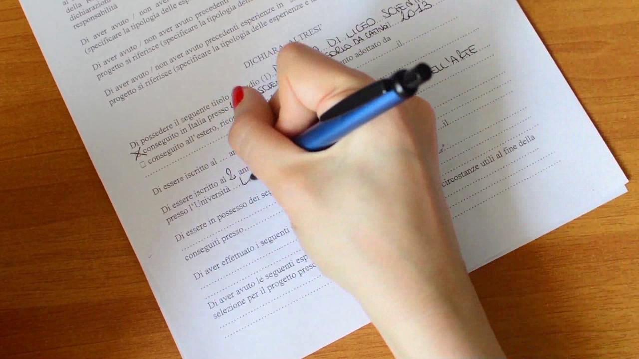 Compila e presenta la domanda | Scelgo il servizio civile