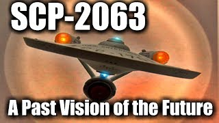 SCP-2063 A Past Vision of the Future | Object Class Euclid | Star Trek Scp(SCP-2063 is a resin model of the USS Enterprise NCC-1701, resembling the ship of the same name from the 1966 American television show, Star Trek., 2016-08-06T03:52:27.000Z)