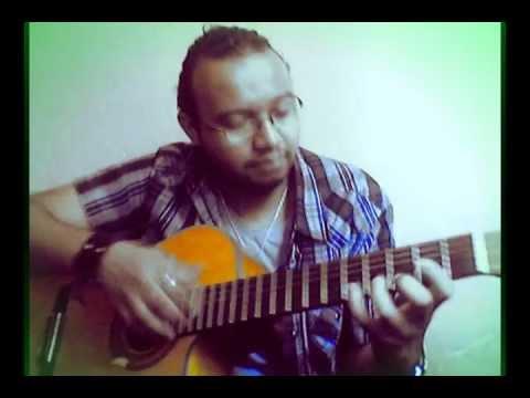 Aerosmith Cryin Acoustic Guitar Instrumental Violo Base E