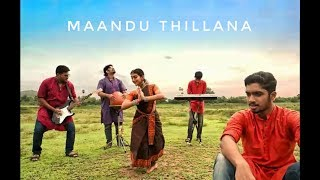MAANDU THILLANA - A collaboration between Simran Sivakumar and Kevisaga