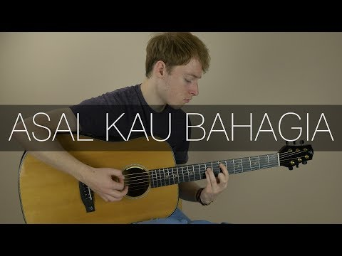 Armada - Asal Kau Bahagia - Fingerstyle Guitar Cover by James Bartholomew