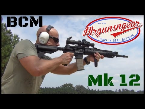 Bravo Company Manufacturing Mk12 Special Purpose Rifle Review (HD)