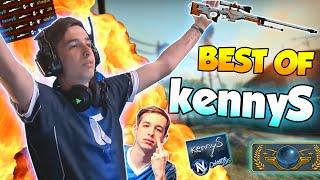 CS:GO - BEST OF kennyS! ft. Crazy Flicks, Insane Clutches, Inhuman Reactions & More!