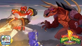 Mighty Morphin Power Rangers: Mega Battle - Hatchasaurus & The Zord Crystals (Xbox One Gameplay)