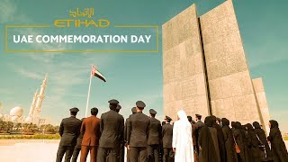Commemoration Day 2018 | Etihad Airways