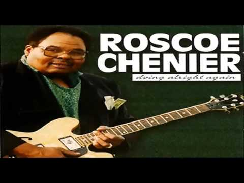ROSCOE CHENIER - Waiting For My Tomorrow