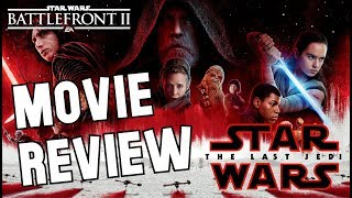 [ENG] Star Wars: The Last Jedi - Movie Review (SPOILERS)