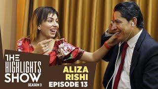 Rishi Dhamala & Aliza Gautam @ THE HIGHLIGHTS SHOW | Season 3 | Ep. 13