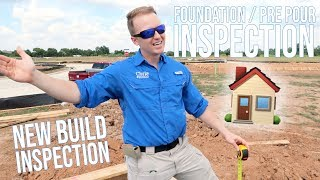 Foundation Pre Pour Inspection New Build Inspection The Houston Home Inspector MP3