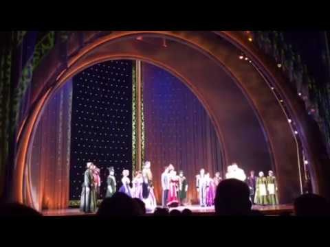 "Frozen Live At The Hyperion Theatre - ""Love Is An Open Door"""
