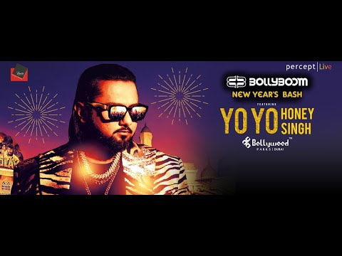 Yo Yo Honey Singh Live  | Bollywood Parks | Dubai | 2020 | Vlogs