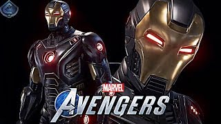 Marvel's Avengers Game - Iron Man Original Sin Alternate Suit Revealed!