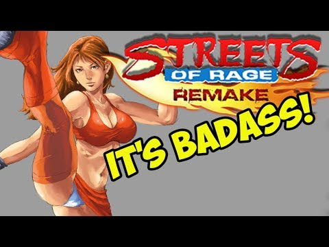 REMIXING A CLASSIC! Streets Of Rage Remake!