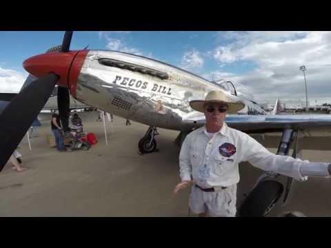 P-51 Mustang Walkaround Pecos Bill
