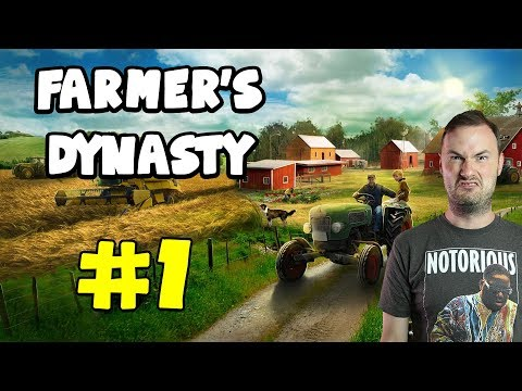 Sips Plays Farmer's Dynasty (5/4/2018) - #1 - Where's my Wife?