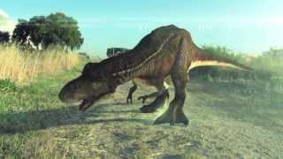 CG T-Rex