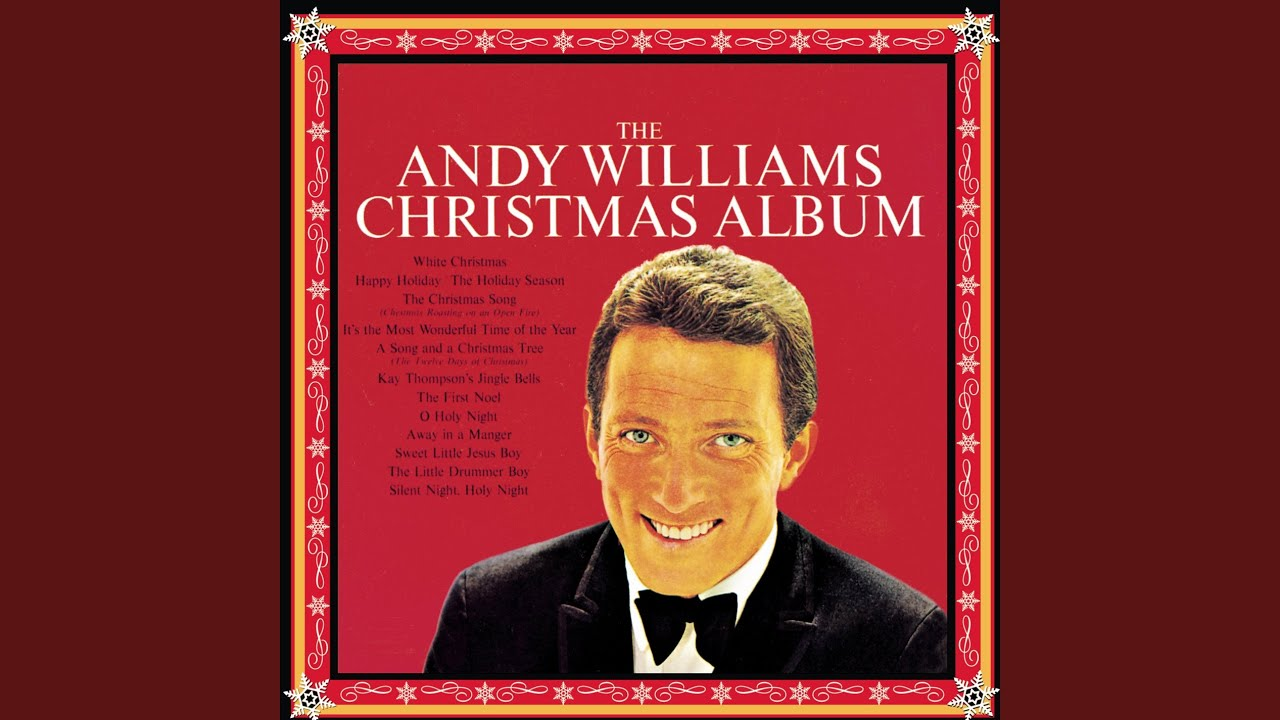 white christmas youtube - Andy Williams White Christmas