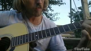 Необычное арпеджио на гитаре(Волшебные бабочки/ magic batterflies., 2014-08-16T16:50:00.000Z)