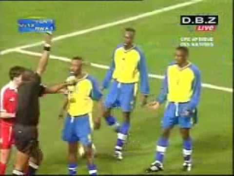 Tunisia vs Rwanda Can 2004