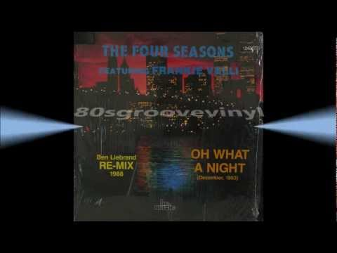 THE FOUR SEASONS - Oh What a Night (Dec 1963) - 12