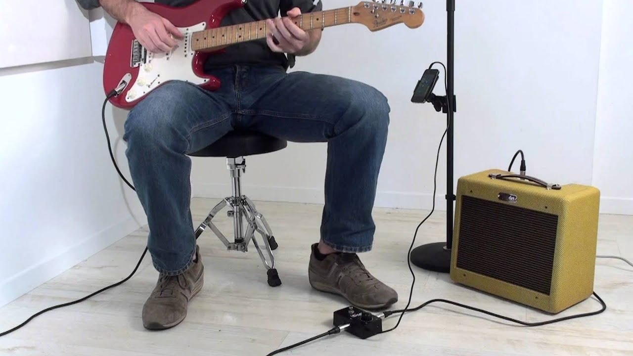 irig stomp quick demonstration the first stompbox guitar interface for iphone ipod touch ipad. Black Bedroom Furniture Sets. Home Design Ideas