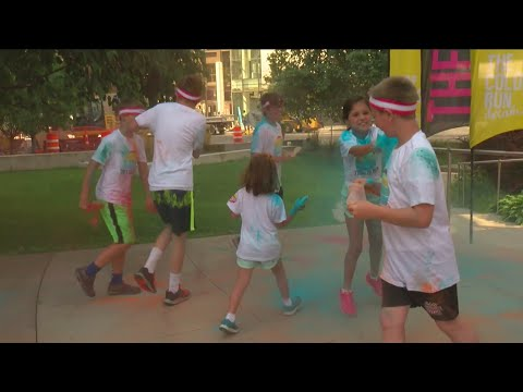 'Color Run' 5k Hits The Twin Cities This Sunday