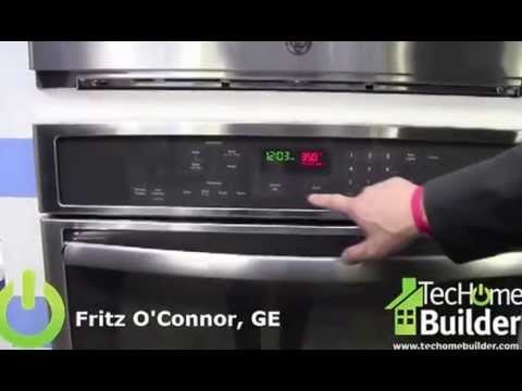 GE Profile Series Wall Oven