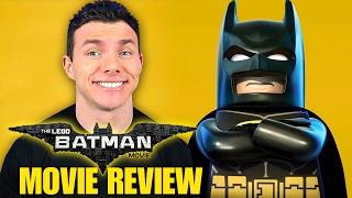 The LEGO BATMAN Movie – Movie Review