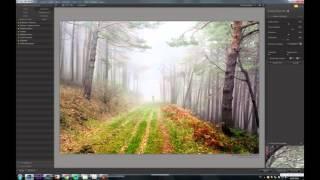 Procesado de Fotografía en photoshop mediante máscaras de luminosidad (Cámara ultra rápida)