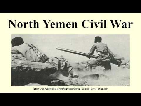 North Yemen Civil War