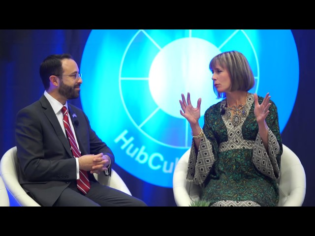 GetGlobal 2016 Hub Culture interview w/ Bilal Sabouni, CEO of ABC Dubai and Northern Emirates