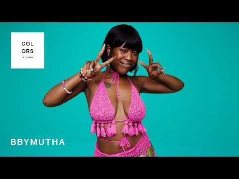Bbymutha - Heavy Metal | A COLORS SHOW