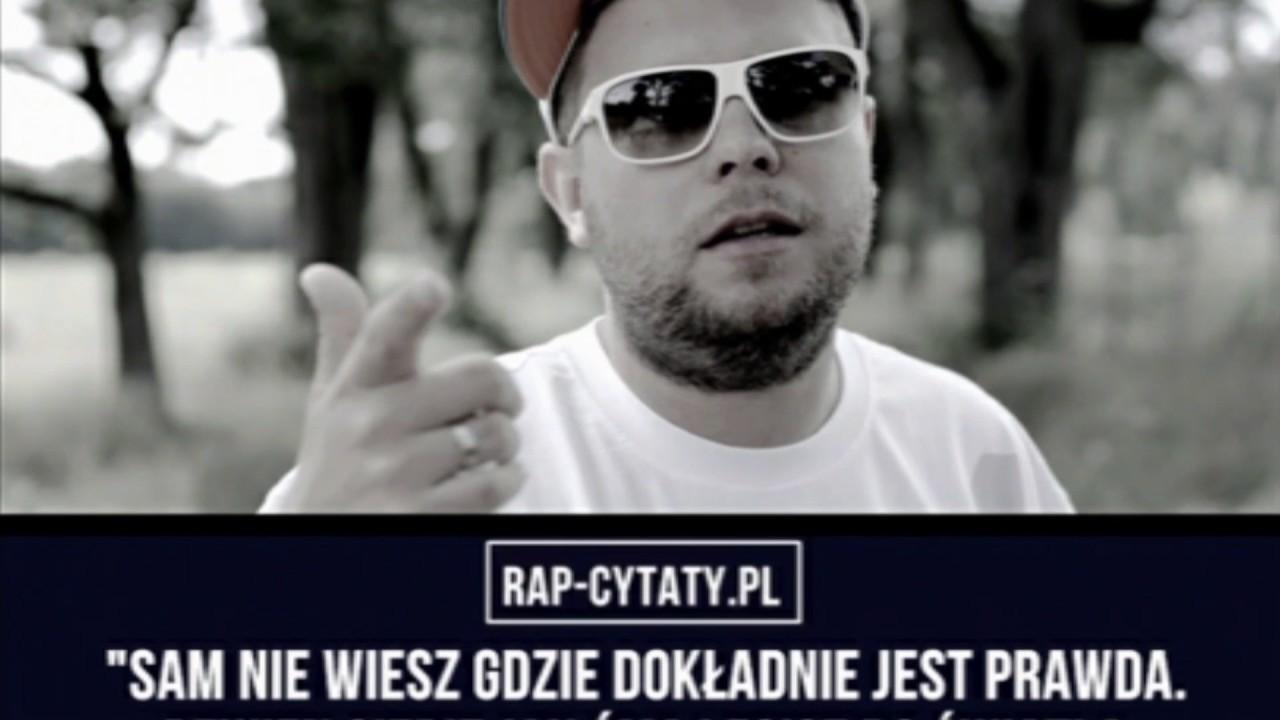 rap cytaty Pierwszy filmik😃 Cytaty z rapu   YouTube rap cytaty
