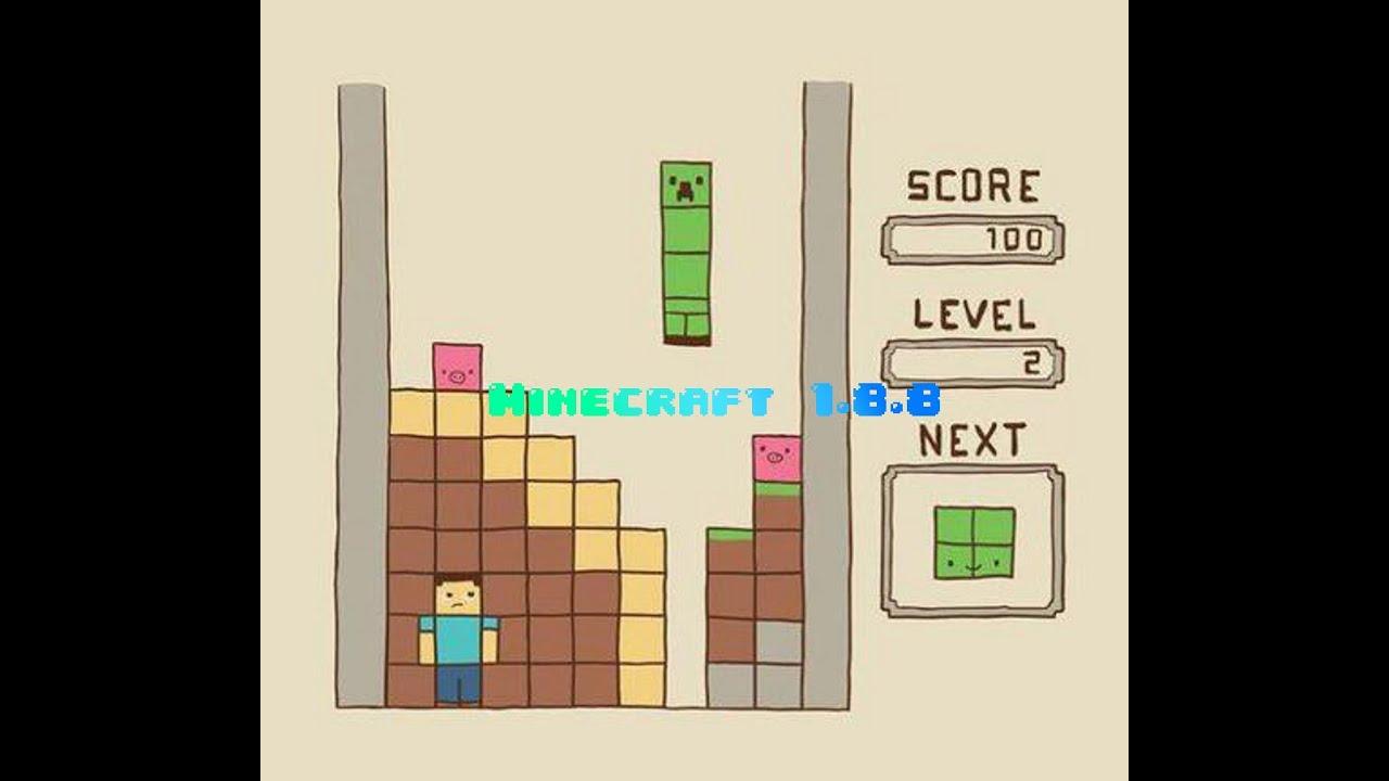 Minecraft1.8.8+optifineHD║Tutorial║2016