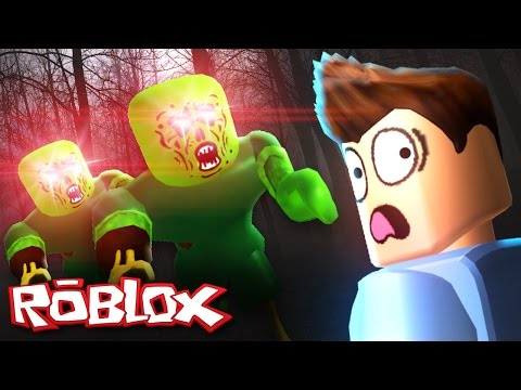 Roblox Adventures / Island / Survive the Evil Forest!