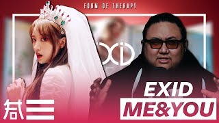 "Baixar The Kulture Study: EXID ""ME&YOU"" MV"