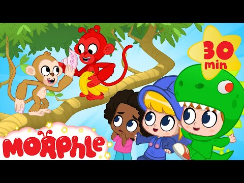 Fantasy Tea Time - Mila and Morphle | Cartoons and Kids Videos